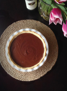 Cacao and Coconut Cream Pie | Healing and Eating