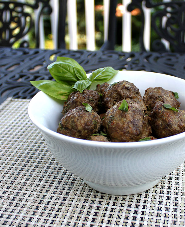 My Paleo Version of Nonni's Meatballs | Healing and Eating
