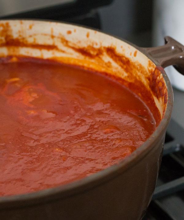 Nonni's Meat Sauce